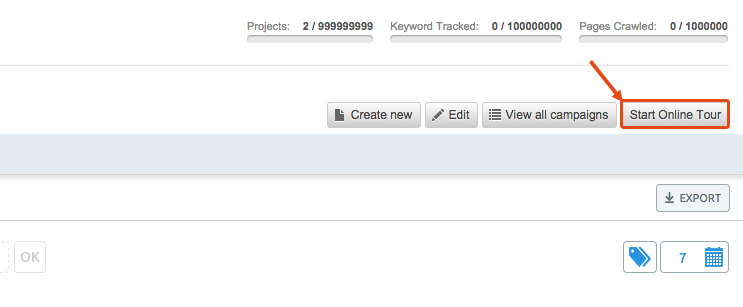 SEMrush: The new Position Tracking tool: Take a tour! image 2