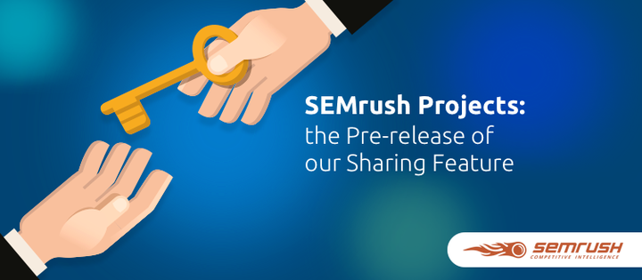 SEMrush-Projects