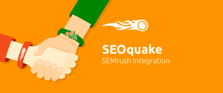 SEMrush: SEOquake: SEMrush Integration 画像 1