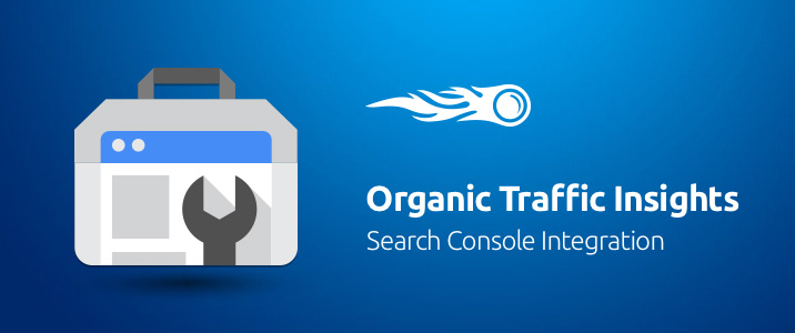 SEMrush : Organic Traffic Insights : Intégration à la Search Console image 1