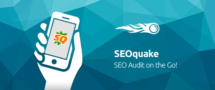 SEMrush: SEOquake: SEO Audit on the Go! bild 1