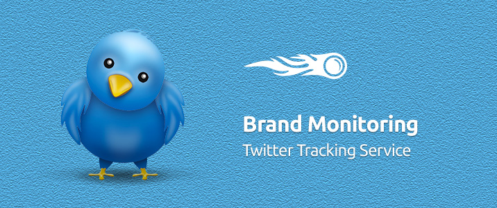 SEMrush: Be the First to Test Our New Twitter Tracking Service With the Brand Monitoring Tool image 1
