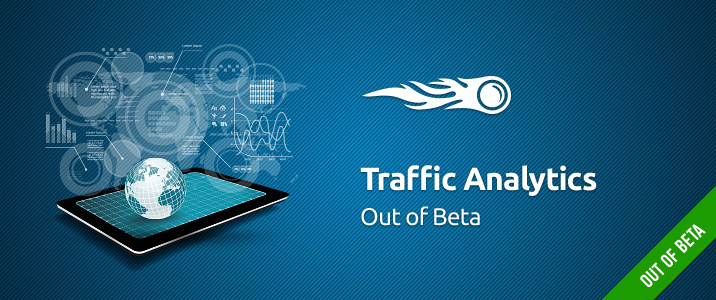 Traffic Analytics Out of Beta banner