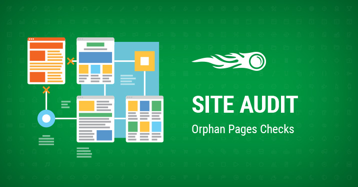 Orphan pages checks banner