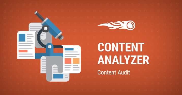 Content Analyzer banner