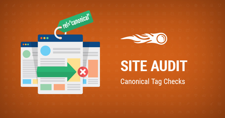 Site Audit Canonical Tag Checks banner