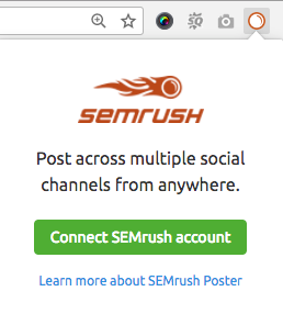 Social Media Poster extension icon