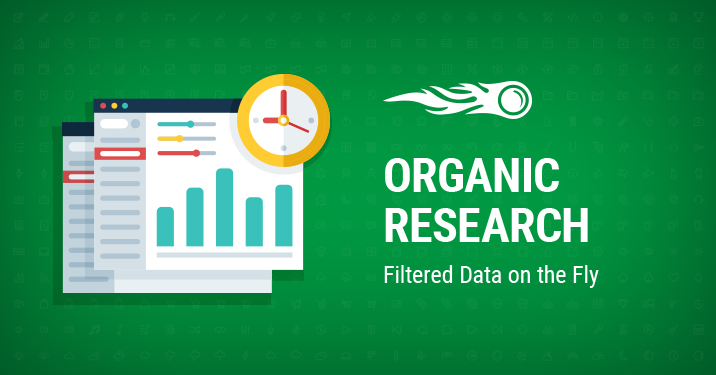 Remastered Organic Research Reports