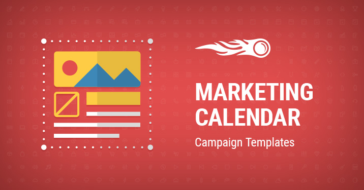Marketing Calendar news banner