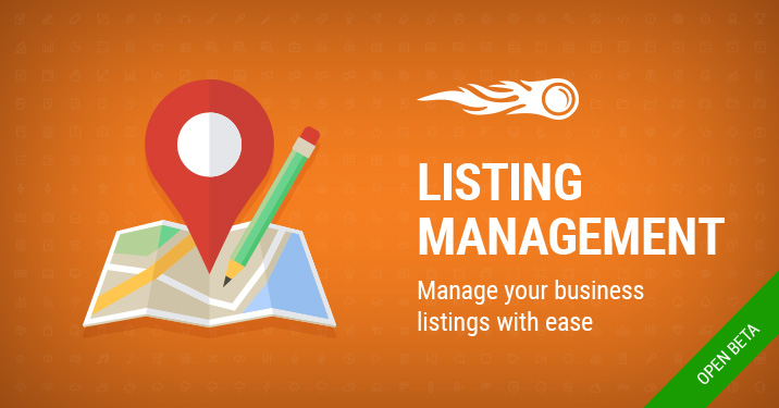SEMrush Listing Management