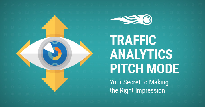 SEMrush: Traffic Analytics Pitch Mode: Your Secret to Making the Right Impression изображение 1
