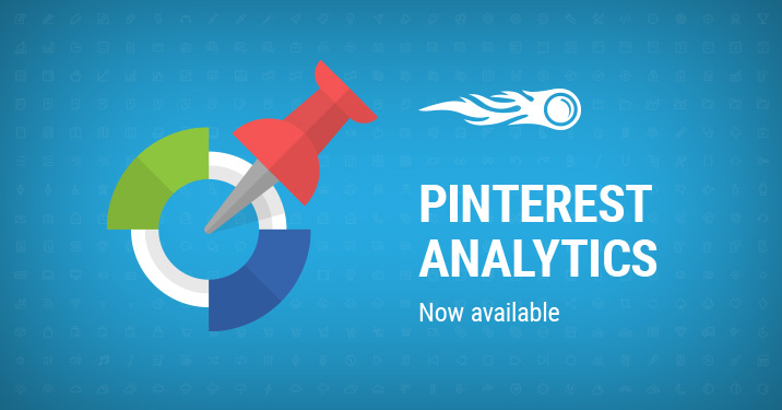 SEMrush: Pinterest Analytics and Scheduling Now Available image 1