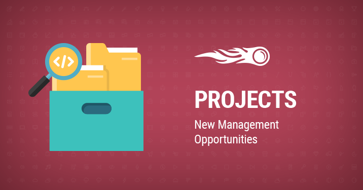SEMrush: Projects: New Management Opportunities image 1