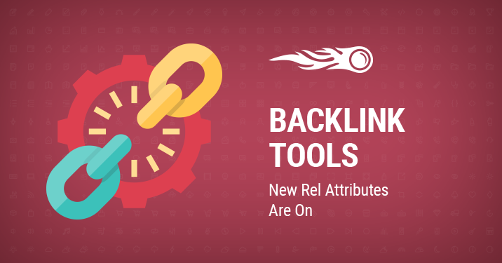 SEMrush: Backlink Tools: New Rel Attributes are On image 1