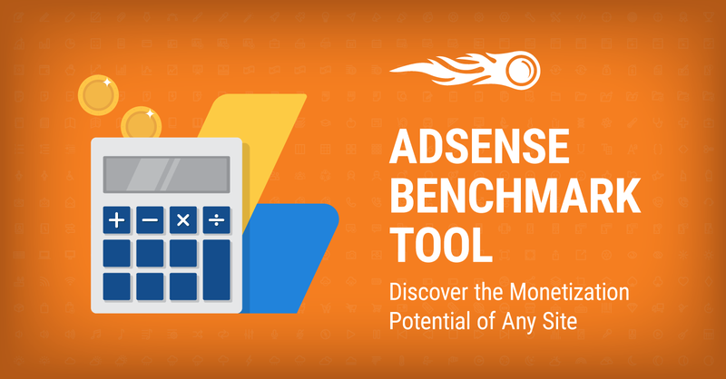 SEMrush: AdSense Benchmark Tool: Discover the Monetization Potential of Any Site image 1