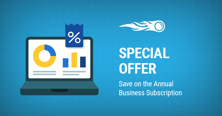 SEMrush: End-of-Year Offer for Your Business: Save on the Annual SEMrush Competitive Research Subscription 画像 1