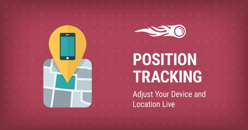 Position Tracking: Live Targeting