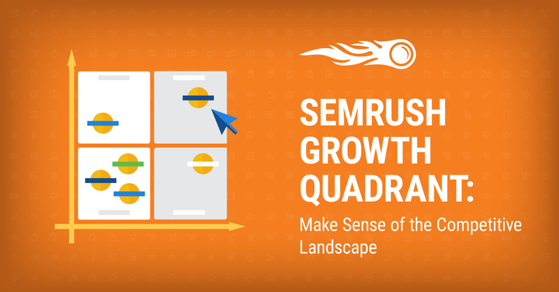 SEMrush: SEMrush Growth Quadrant: Make Sense of the Competitive Landscape image 1
