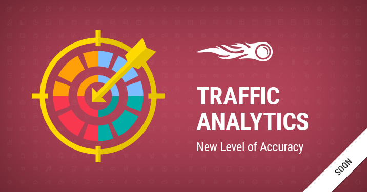 SEMrush: Data in SEMrush Traffic Analytics: New Level of Accuracy Soon to Be Reached image 1