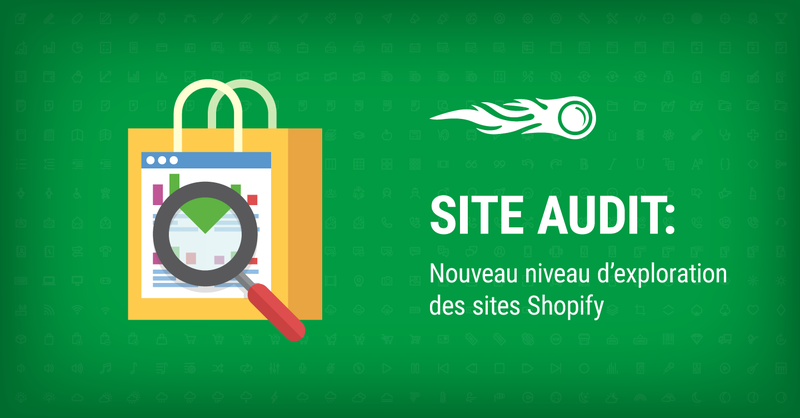 SEMrush : Site Audit : nouveau niveau d'exploration des sites Shopify image 1