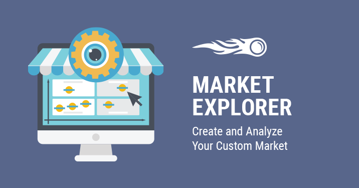 SEMrush: Market Explorer: Create and Analyze Your Custom Market image 1
