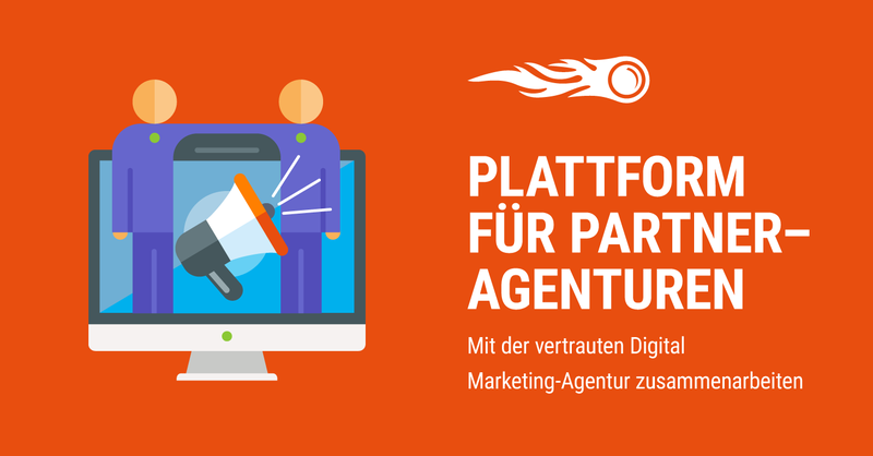 SEMrush: Lagern Sie Ihr Marketing aus mit SEMrush Agency Partners bild 1