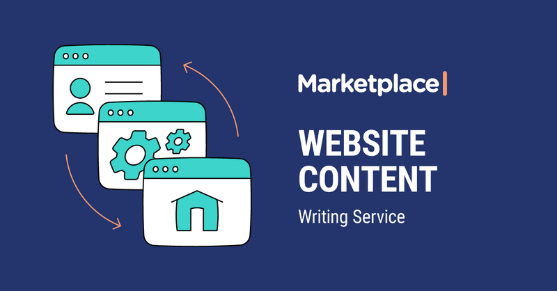 Writing Service banner