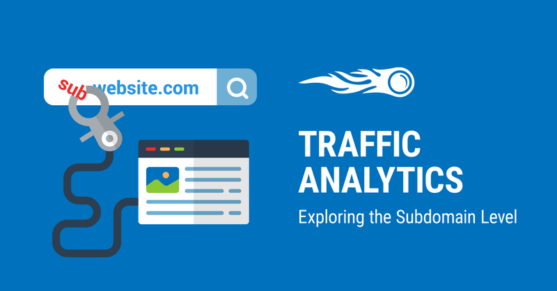 Traffic Analytics: Exploring the Subdomain Level