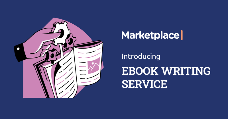 SEMrush: Content Marketplace: Ebook Writing Service immagine 1