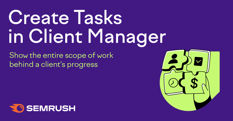 Client Manager tasks