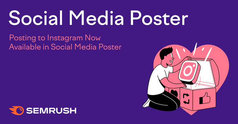 Posting to Instagram Now Available in Social Media Poster